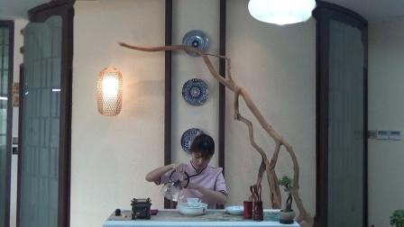 美女茶艺,茶艺表演 茶文化 茶道 天晟165
