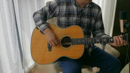 回忆杀|玩易吉他弹唱《寂寞的季节》jeff老师