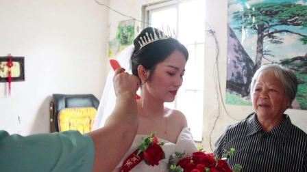 2021.04.19覃博伟&庞姗姗 (婚礼视频 全程)