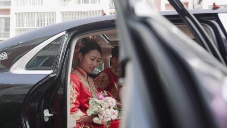 逐梦智造出品:2021.5.7 四叶草金龙源 婚礼当日剪辑