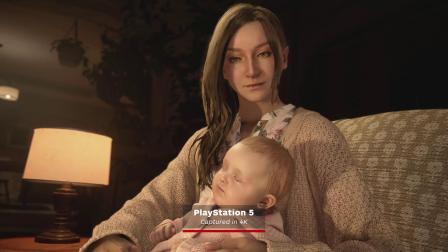 【游侠网】《生化危机8》PS4PS5画面对比