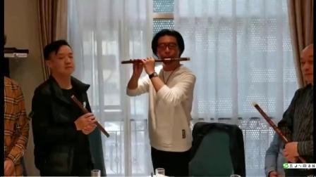 笛子合奏:《牧民新歌》