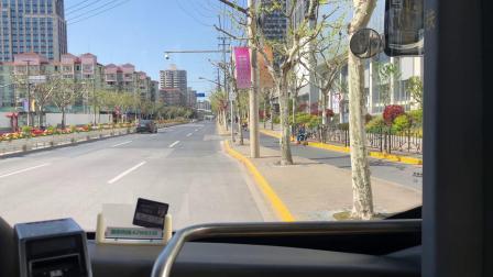 724路公交车(华池路汉阴路-绿杨桥)