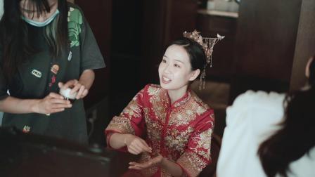 5.1南苑户外婚礼电影