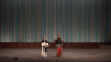 京剧《武家坡》北京国声京剧团
