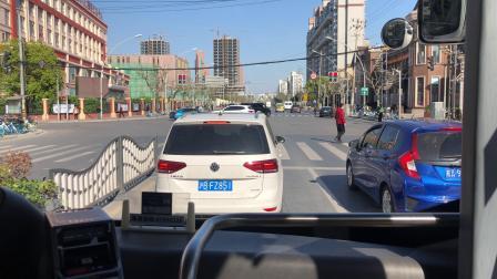 724路公交车(绿杨桥-华池路汉阴路)