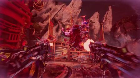【3DM游戏网】《影子武士3》关卡演示