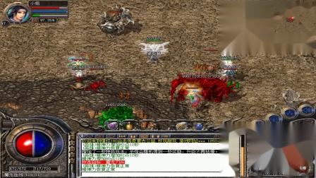 热血传奇:180英雄合击金币复古魔龙教主爆一切