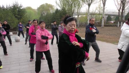 杨氏第五代传人范德治老师精讲八法五步拳课程(4)