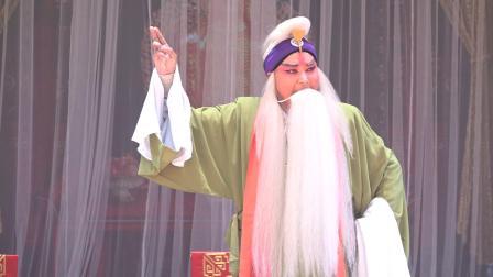 2.《传统古典秦腔戏(金沙滩)》由陕西东岭文化艺术中心演出