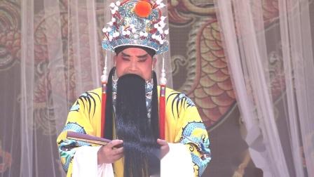 5.《传统古典秦腔戏(金沙滩)》由陕西东岭文化艺术中心演出