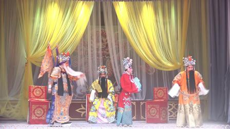 6.《传统古典秦腔戏(金沙滩)》由陕西东岭文化艺术中心演出