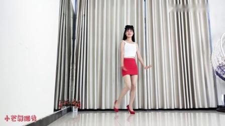 小芒舞蹈【晚秋dj】_超清