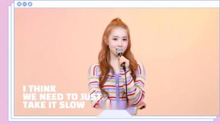 韩国女团组合STAYC - SO WHAT(清唱版Live)