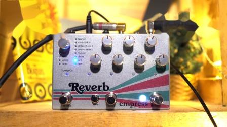 39 - Empress Reverb - 100 Days 100 Gears