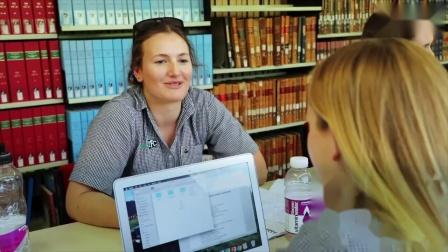 在新西兰梅西大学学习农业