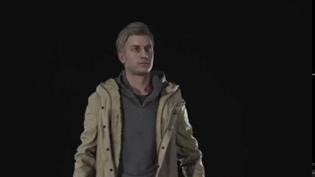 《生化危机8》伊森真实面貌展示