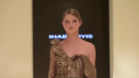 Ihab Jiryis 2021年春夏阿拉伯高级时装秀