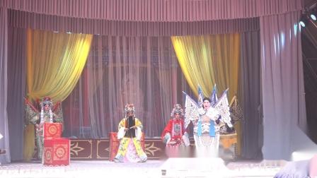 13.《传统古典秦腔戏(金沙滩)》由陕西东岭文化艺术中心演出