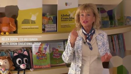 【重磅】海伦多兰教育集团连续三次蝉联全球教育领军人物大奖!