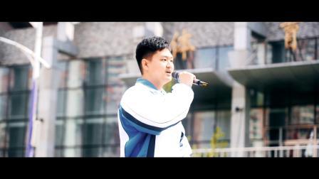 抚顺市第10中学高二·十一班 升旗仪式