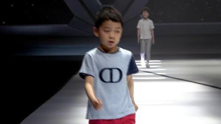 钜星国际品牌时装盛典Dior童装大秀