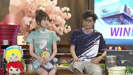 DOTA2-DPC中国联赛S2 RNG vs Aster 选手采访 5月11日