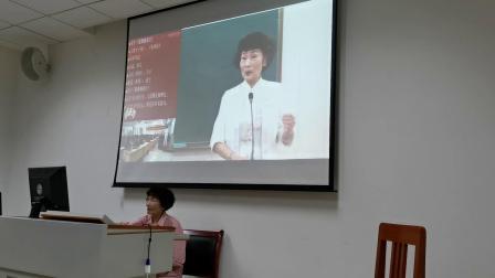 李达武教授为西南大学老年大学赏析班讲解《中国科举制_》20210511_154725