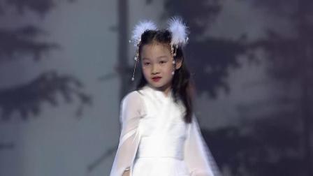 钜星国际品牌时装盛典少儿国风三寸盛京