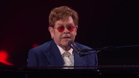 Years&Years+Elton John - It's a Sin (2021全英音乐奖)