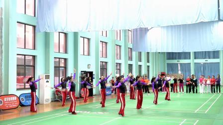 山东省老年体协队、济南市老年体协队展演国九《相亲相爱》