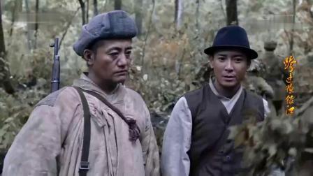 008《跨过鸭绿江》不打不相识 郑锐和乘风遇到了朝鲜人民军