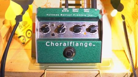 40 - Fulltone Choralflange - 100 Days 100 Gears