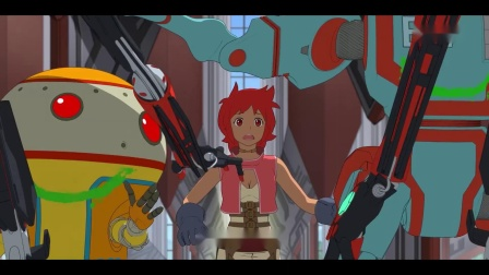 Netflix动画《伊甸(EDEN)》中字正式预告公开,5月27日上线