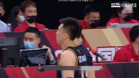 2021CBA总决赛 广东VS辽宁 下半场