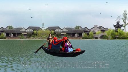 乌篷船(怀旧经典歌曲视频)