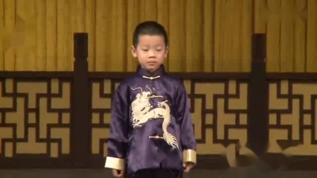 """程丹锐(6岁)演唱京剧《甘露寺》选段"""" 劝千岁"""""""