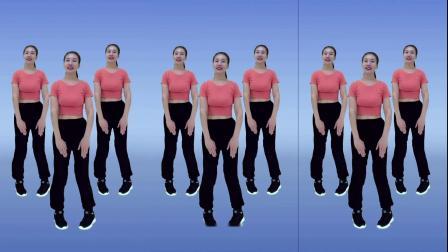 完整版健身操《凤凰展翅》长视频减肥操,适合在家做的有氧健身操!