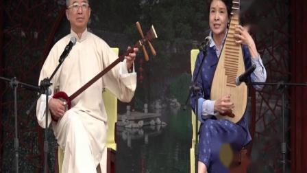 015弹词选曲【夺印-夜访】殷巧兰弹唱  顾小伟伴奏