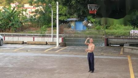 20210515晨练篮球
