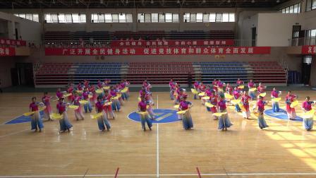 舞蹈:扇舞飞扬颂党恩