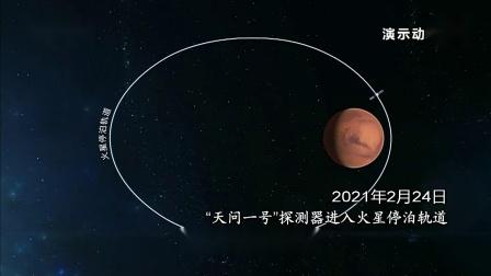 天问一号 202105150718成功着陆火星