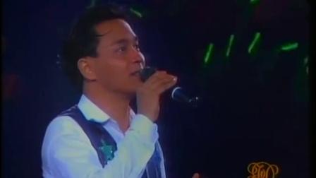 陈慧娴张国荣周深演唱《千千阙歌》一个经典,一个深情,一个惊艳