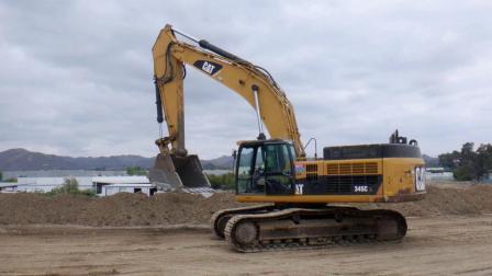 2007年卡特彼勒345CL挖掘机