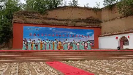 蒲县老体协旗袍秀表演《印象蒲县》