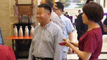 杨新荣先生、张玺女士令郎结婚宴请嘉宾