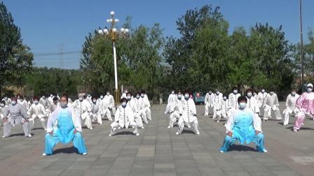 健身气功-八段锦(开发区老年体协大季家培训)