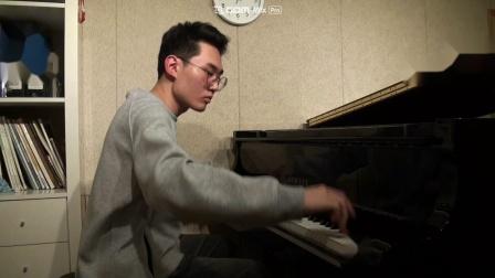 肖邦谐谑曲 Chopin Scherzo No.2 in B flat minor OP.31