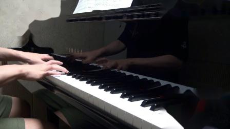 舒伯特奏鸣曲Sonata Op.120 D,664 1st movement