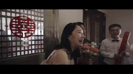 香蕉电影工作室 2021.5.17 叶菲杨&林雨漩 婚礼快剪